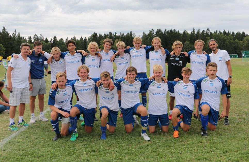 Norway Cup-finale i dag!