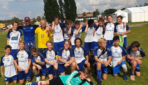 Puljevinnere i Norway Cup 2019