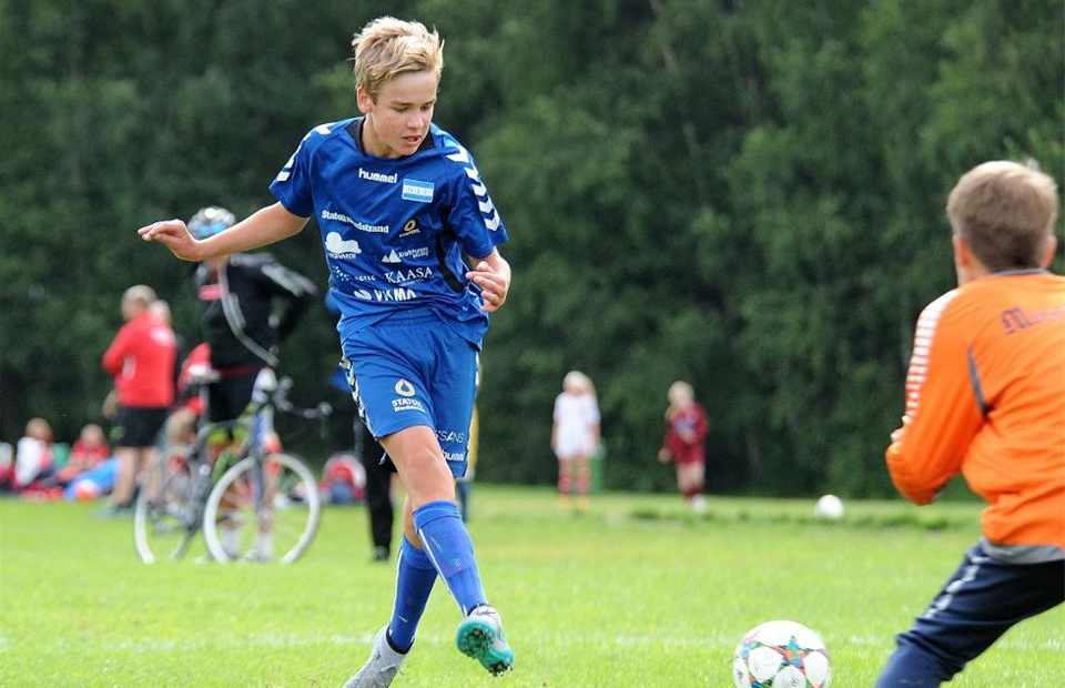 Klart for Norway cup 2016